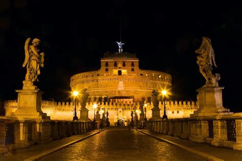 d roma castel sant angelo aceaustin