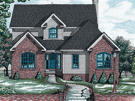 havenbrook narrow lot home plan 026d 0858 house plans