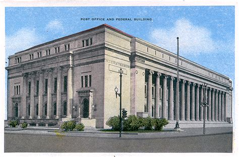Denver Post Office u s route 40 byron r white united states courthouse