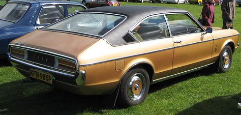 file ford granada coupe second shape jan 76 reg 3000 cc