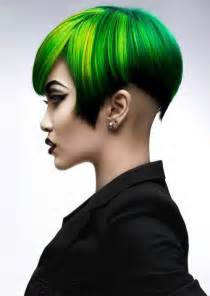 hairstyles done on a mannequin with green hair short fancy hairstyles newhairstylesformen2014 com