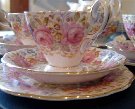 royal albert image detail for royal albert serena tea set 6 cups