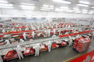 Trump Chicago Floor Plans how china purchased a prime cut of america s pork industry