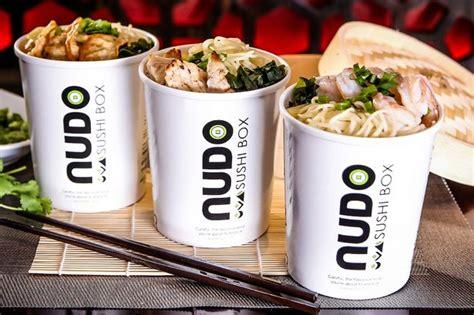 nudo sushi box discount code nudo sushi box to open in manchester city centre