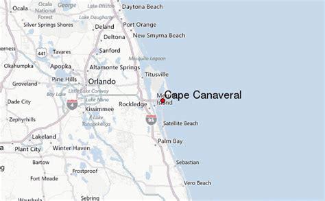cocoa canaveral cape canaveral location guide