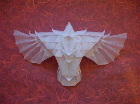 Top 10 Origami Models - roc diaz top view by origami artist galen on deviantart