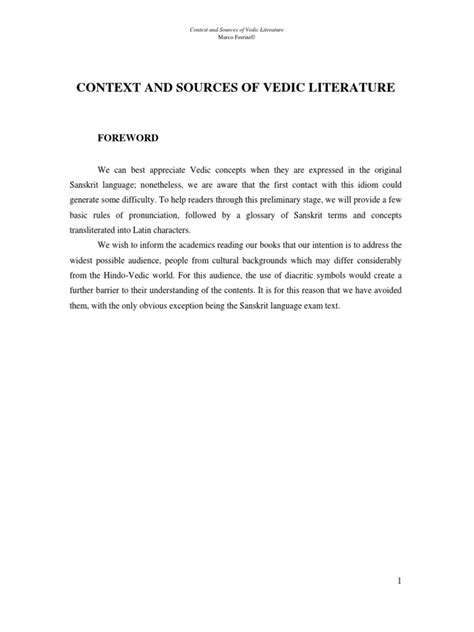 Context and Sources 1   Vedas   Upanishads