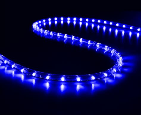 arctic sky 33 led rope light blue gravitti canada