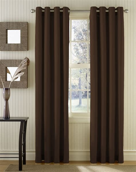 brown curtains for living room curtain interior design what is minimalist curtain design