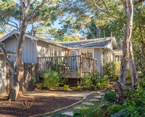 a storybook cottage home tour carmel by the sea