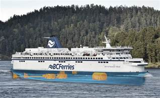 Car Hire Vancouver Island Columbia Wartsila Tech Ordered For Bc Ferries Vessels Lng