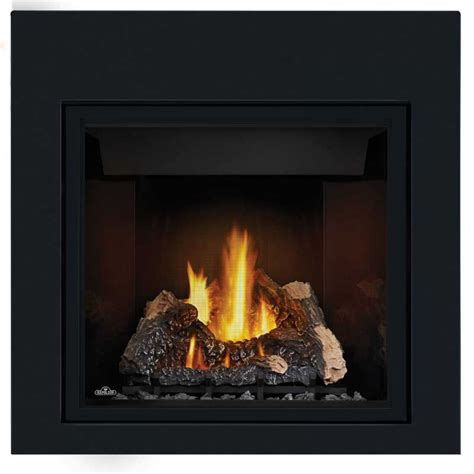 Start Gas Fireplace by Napoleon Hd40nt 1 Top Vent Gas Fireplace W Black