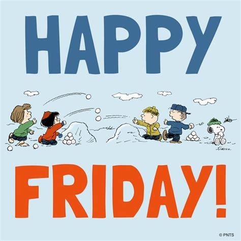Happy Friday by Happy Friday Snoopy