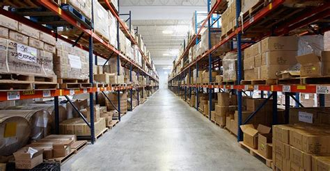 warehouse layout for ecommerce warehouses get bigger taller and faster as e commerce