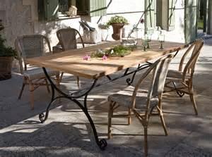fer forg 233 la touche r 233 tro de votre mobilier de jardin