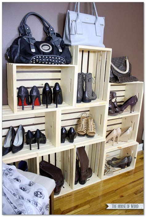 clever shoe storage solutions 28 creative shoe storage for small spaces creative shoe