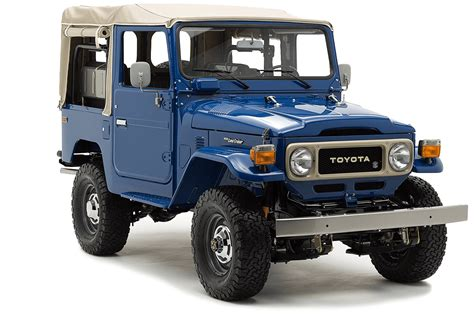 toyota company details what should i look for in an fj restoration the fj