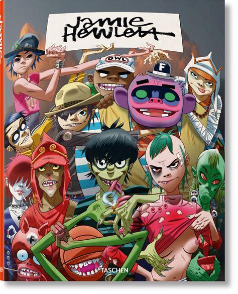 libro jamie hewlett va gorillaz indie hoy