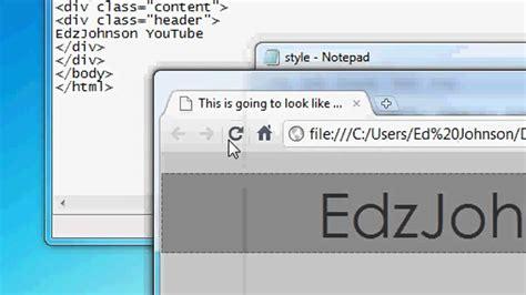 Css Website Design Tutorial 3 Professional Website | css website design tutorial 3 professional website