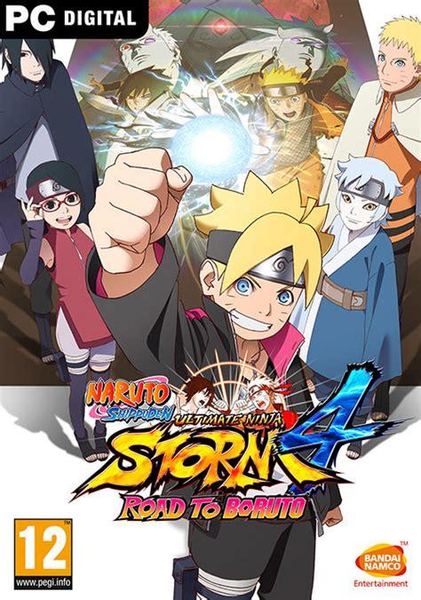 boruto game naruto shippuden ultimate ninja storm 4 road to boruto