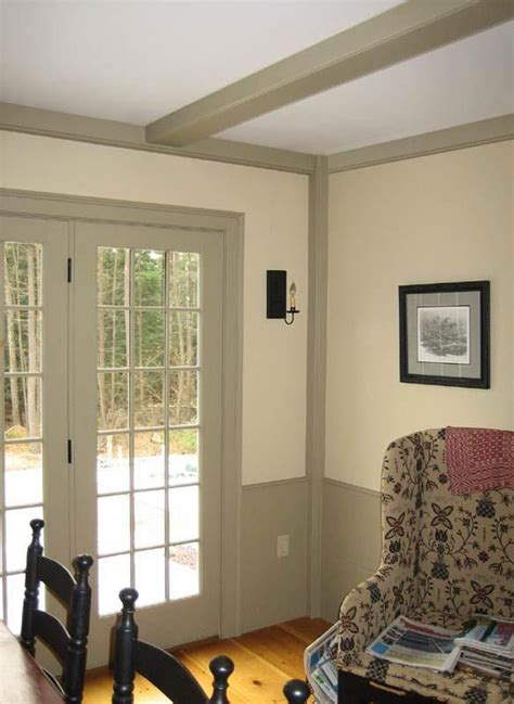 colonial interior classic colonial homes interior beam detail quot colonial
