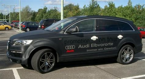 where is audi from originally vwvortex audi q7 in matte carbon look