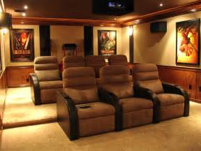 The Room Theater In Home Theater Design