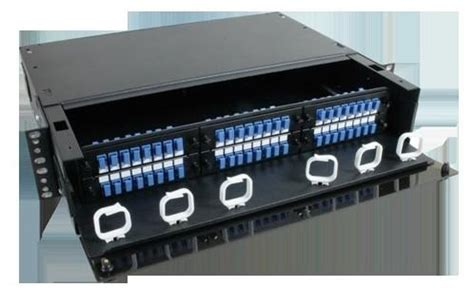 Rack Mount Liu by Dnr Data Connection