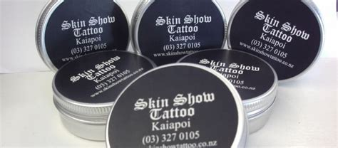 tattoo care products nz skinshow products
