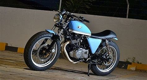 Cool Setater Suzuki Thunder health the most cool motorcycle modified become cafe racer