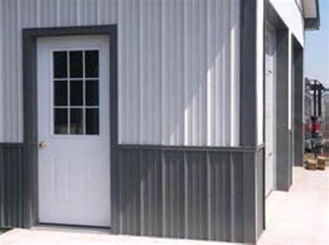 tone siding metal buildings house colors building