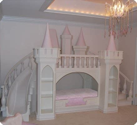 castle bunk bed kids bedroom pinterest