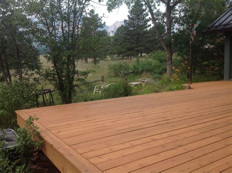 cabot deck stain  semi transparent ocher  deck