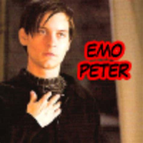 Peter Parker Meme - image 326975 emo peter parker know your meme