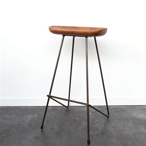Tabouret De Bar Bois by Tabouret Bois M 233 Tal Winton By Drawer