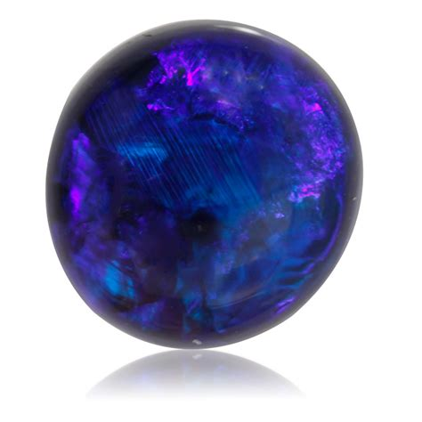 black opal lightning ridge black opal round 3 09ct king stone gems