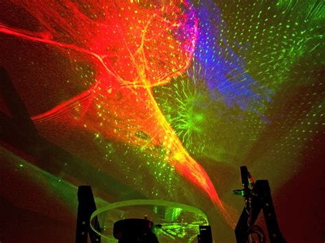 how to create light show lunchbox laser shows make
