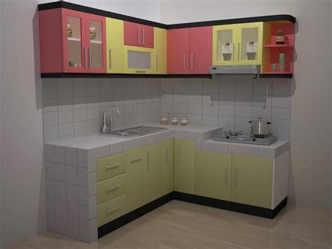 desain dapur minimalis sederhana murah koleksi contoh gambar desain interior dapur dari yang