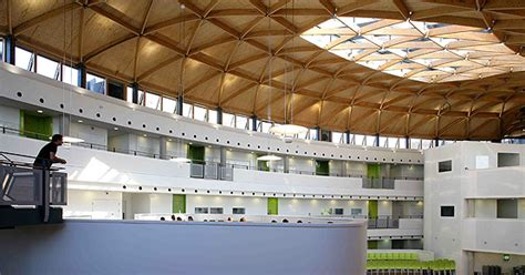 Arc Centre For Mba by Home Centre For Sustainable Architecture With Wood