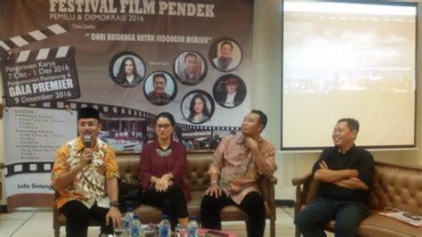 festival film pendek indonesia 2016 kpu gelar festival film pendek bertema dari keluarga