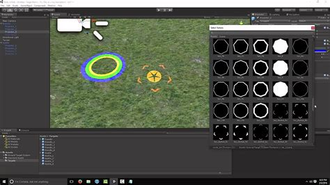 unity tutorial decal ground target system unity tutorial youtube