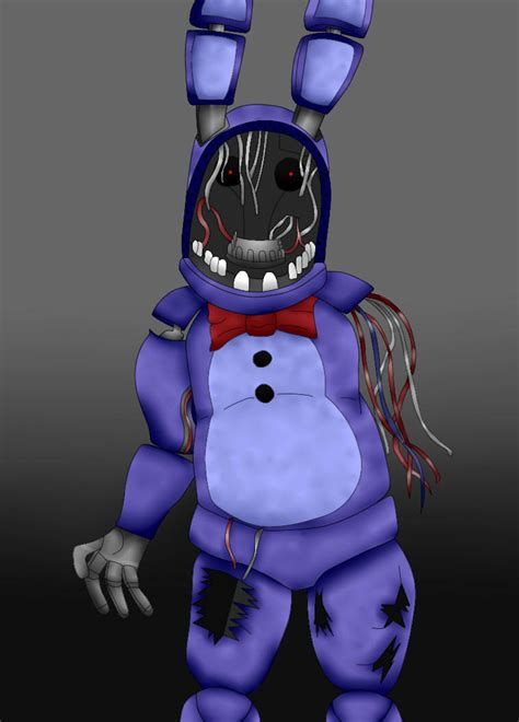five nights at freddy s bonnie the bunny by animalcomic96 bonnie the bunny five nights at freddy s 2 updated by