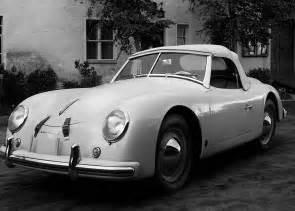Porsche Of America 1952 Porsche 356 America Roadster Porsche Supercars Net