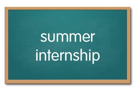 summer intern pink secrets tips for your summer internship