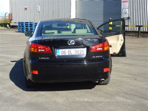 lexus is220d 2006 2006 lexus is220d executive nctd for sale in carlingford