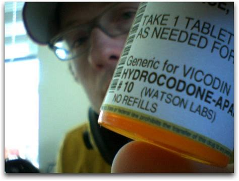 Hydrodone Detox by Is Vicodin A Narcotic