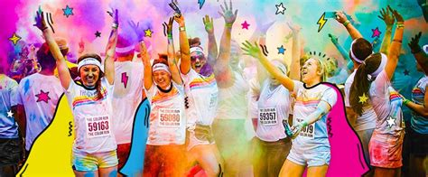 color run price the color run is returning to dubai this november