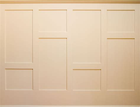 Cape Cod Wainscoting by Design Option 7