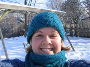 Knitting Underway: December 2005