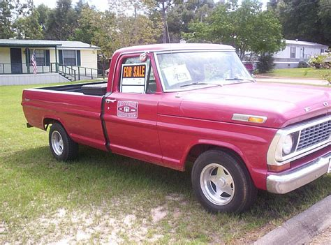 1970 Ford F100 For Sale by 1970 Ford F100 Truck For Sale